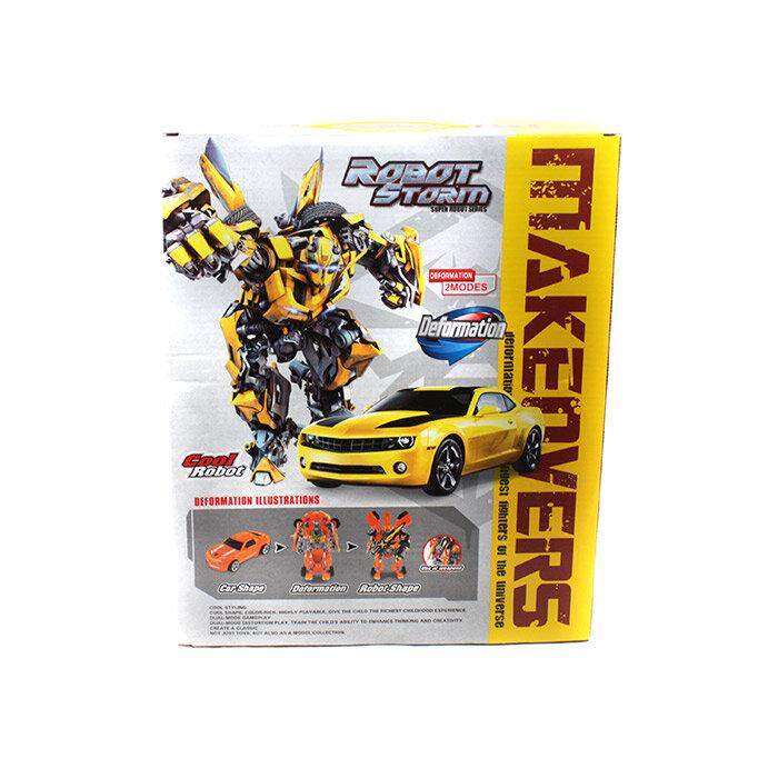 Робот-трансформер Бамблби Bumblebee 22 см