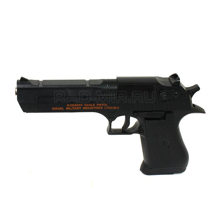 Пистолет  для страйкбола AIR SOFT GUN C20 Desert Eagle