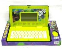 """Детский обучающий компьютер (ноутбук) """"Черепашки ниндзя"""" 160 заданий"""