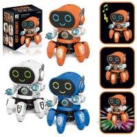 """Интерактивная игрушка танцующий робот """"Robot Bot Pioneer"""""""