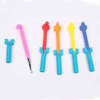 Металлический крючок для плетения браслетов из резиночек
