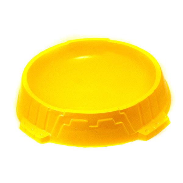 Набор Beyblade арена желтая + 8 волчков с пускателями