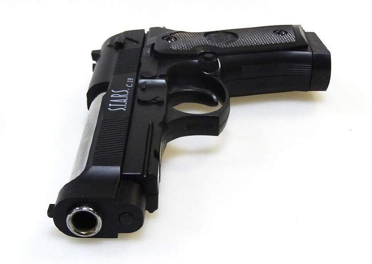 Пистолет для страйкбола  C19 AIR SOFT GUN