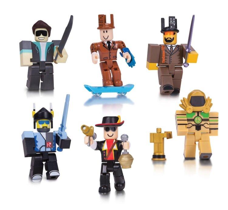 Набор Легенды Роблокс из 6 фигурок