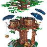 Конструктор Дом на дереве Ideas 6007, 3117 деталей
