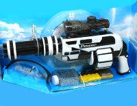 Скорострельный турбо бластер  Звездные войны T1 с водяными пулями 1602