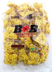 Пластиковые пульки 6мм.  BB для страйкбола 5000 шт.