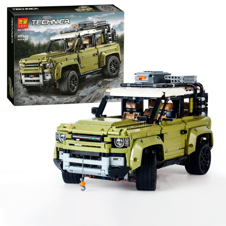"Конструктор Техник ""Land Rover Defender"" 2573 дет.  Technica 11450"