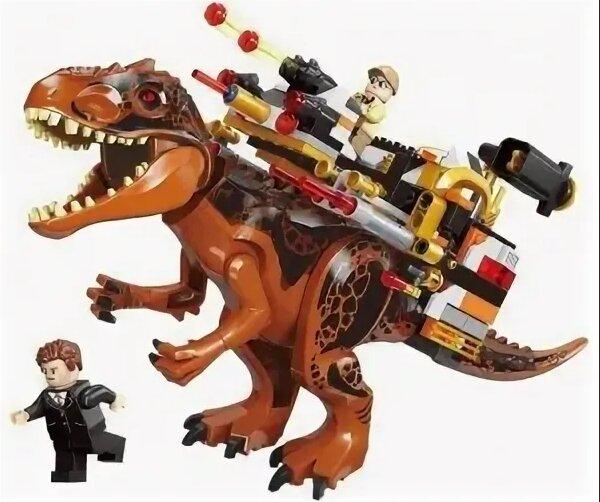 "Конструктор лего ZheGao ""Киборг T-Rex""N 312 ДЕТ. QL1711"