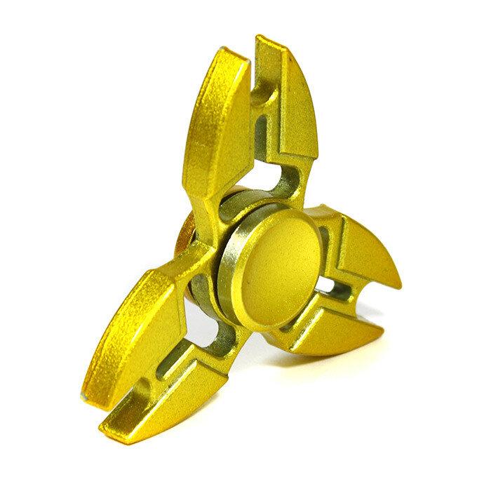 "Спиннер ""Желтый краб""  Fidget Spinner"