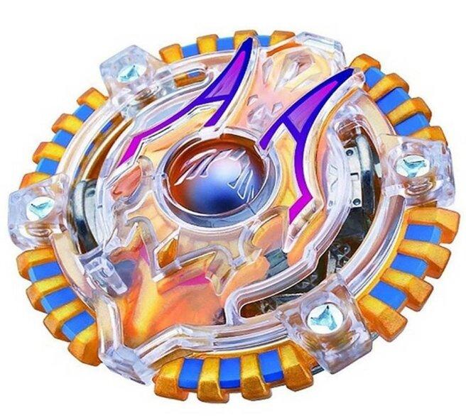 Волчок со световыми эффектами Rotary Top, модель Acid Anubis.Y.O