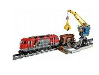 Конструктор Lion King Under Construction 180028 Мощный грузовой поезд