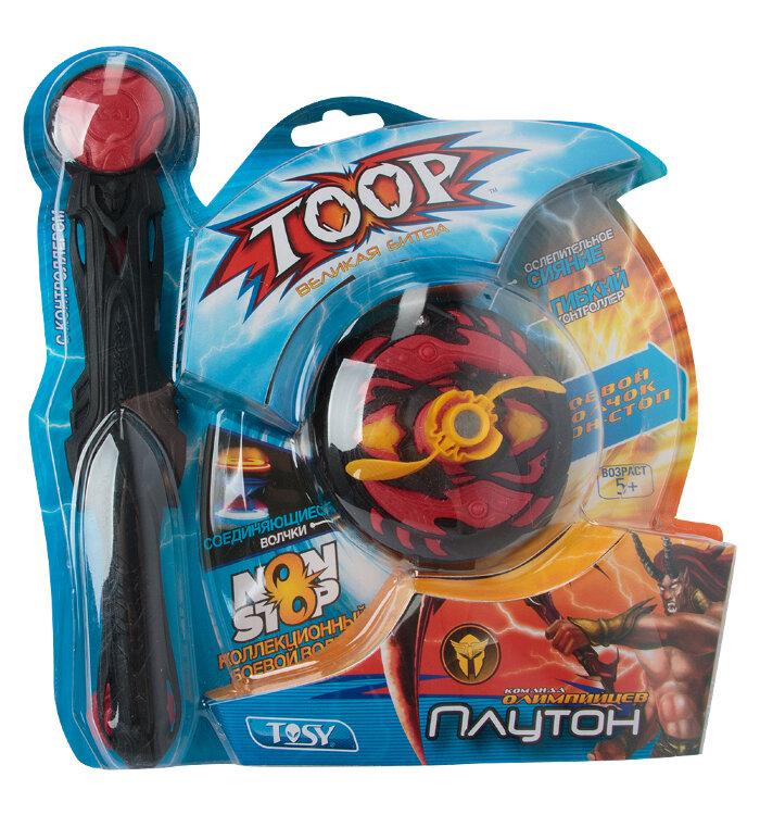 Волчок Toop Single Set Плутон с контроллером