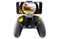 Джойстик Геймпад с вибрацией для Android, iOS и Windows Bluetooth для телефона и компьютера