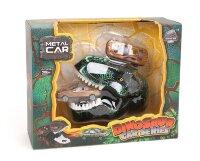 Катапульта голова динозавра и 2 машинки