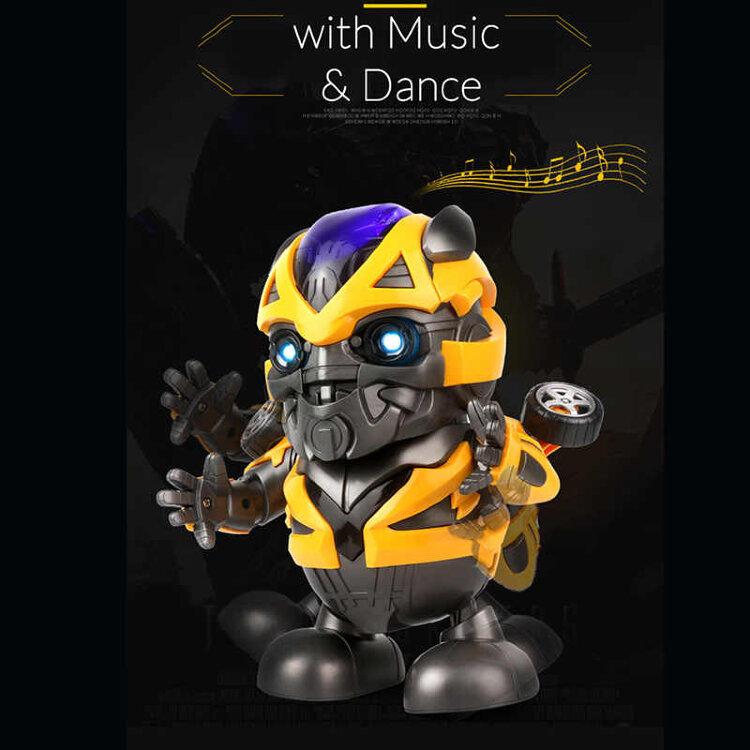Танцующий робот Бамблби Dance Hero