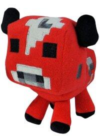 """Мягкая игрушка  Майнкрафт """"Грибная корова"""" 16 см с присоской"""