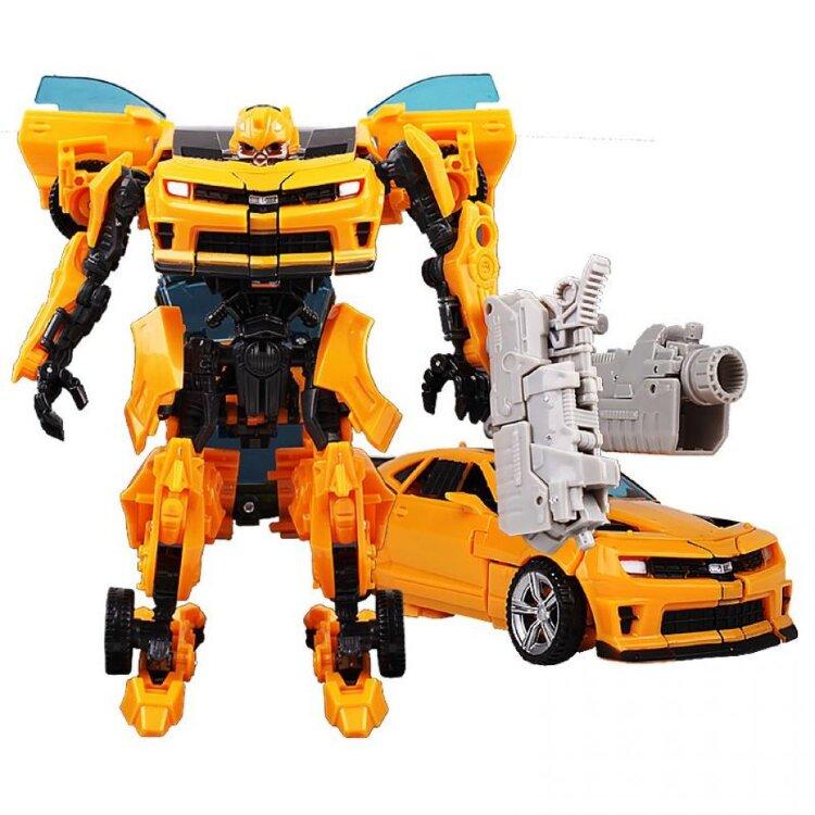Робот-трансформер Бамблби Taikongzhans Bumblebee 18 см