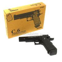 Страйкбольный пистолет Airsoft Gun C6 Browning
