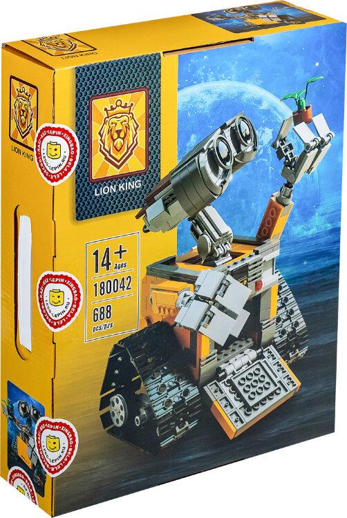 Конструктор  Робот ВАЛЛ-И Lion King 180042