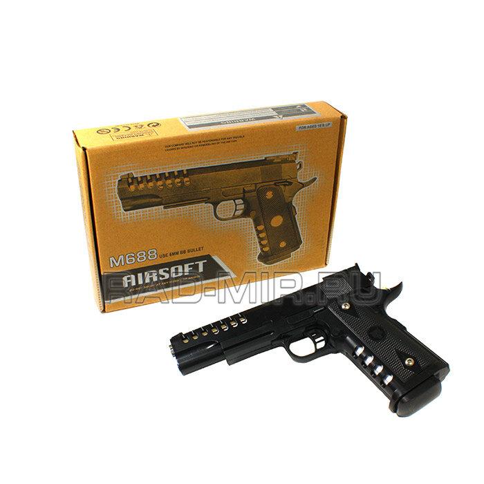 Пистолет  для страйкбола AIR SOFT GUN M688