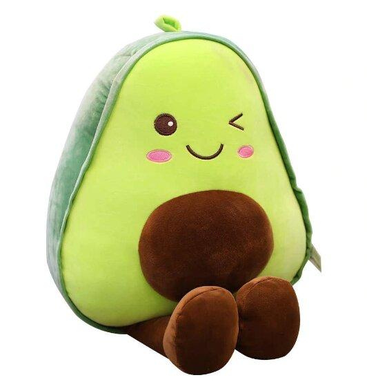 Мягкая игрушка Авокадо 55 см