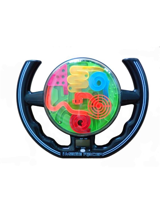 Игрушка-головоломка Шар-лабиринт с ЖК дисплеем LXP-959 Icoy Toys