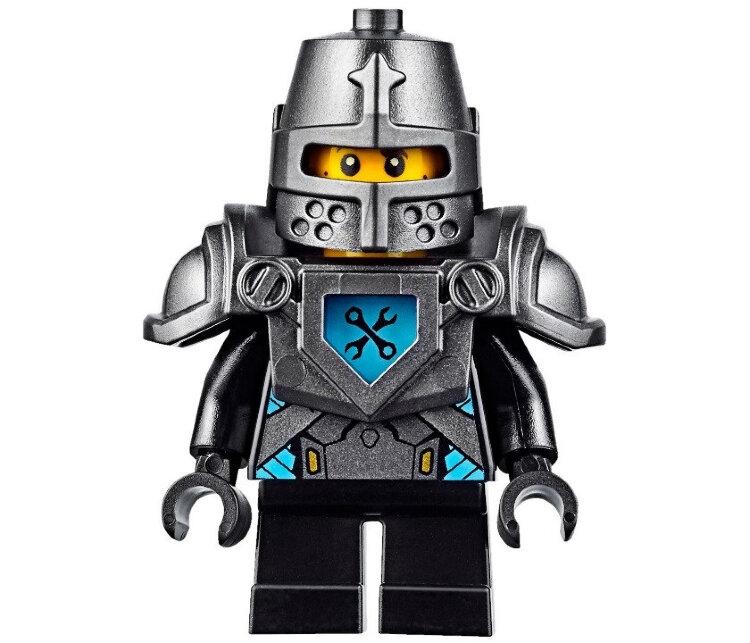 """Конструктор  """"РОБОТ ЧЁРНЫЙ РЫЦАРЬ"""" Nexo Knight 10519"""