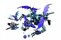 """Конструктор Nexo Knights """"Летающая Горгулья"""" 335 дет. BELA 10702"""