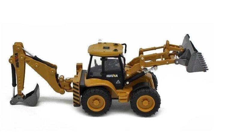 Трактор Hui Na Toys 1704 масштаб 1:50 1704
