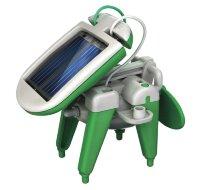 Конструктор робот на солнечной батарее  6 в 1