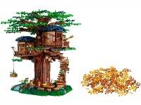 Конструктор Дом на дереве 3056 дет.  Lari 11364