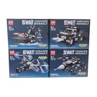 Конструкто SWAT Нападение Авангарда  4 в 1