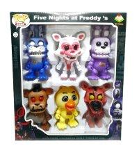 Набор фигурок в коробке 5 ночей с Фредди ФНАФ