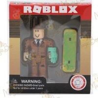 Фигурка Roblox (Роблокс)- Скейтбордист