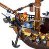 Конструктор  Пираты карибского моря (Pirates) Корабль-Призрак 1334 дет. QL1803