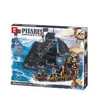 Конструктор  Пираты карибского моря (Pirates) Корабль-Призрак 1334 дет.