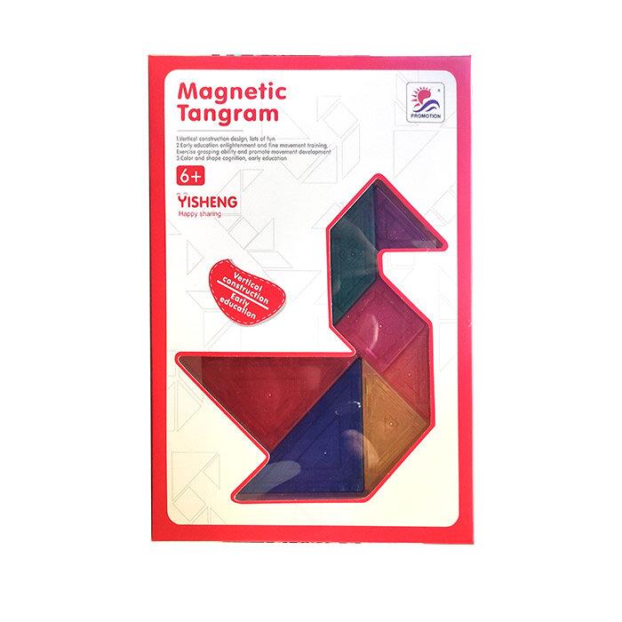 Магнитный Танграм  3D Головоломка