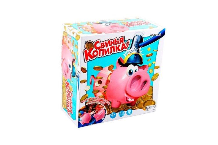 Настольная игра «Свинья-копилка»