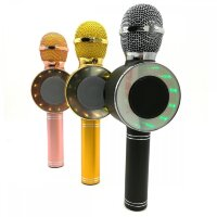 Bluetooth караоке микрофон Wster WS-668