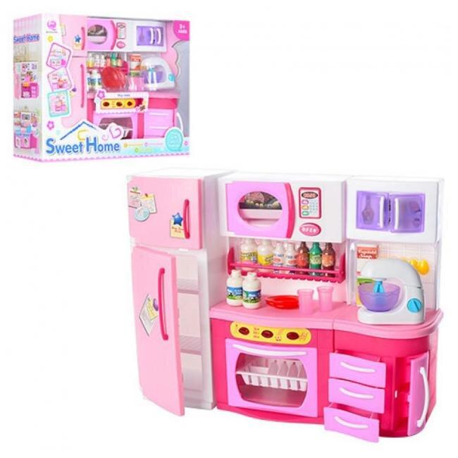Игровой набор детская кухня Sweet Home (2803S)