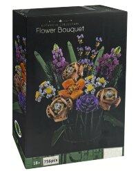 Конструктор Flower Bouquet Букет цветов 756 дет 11650