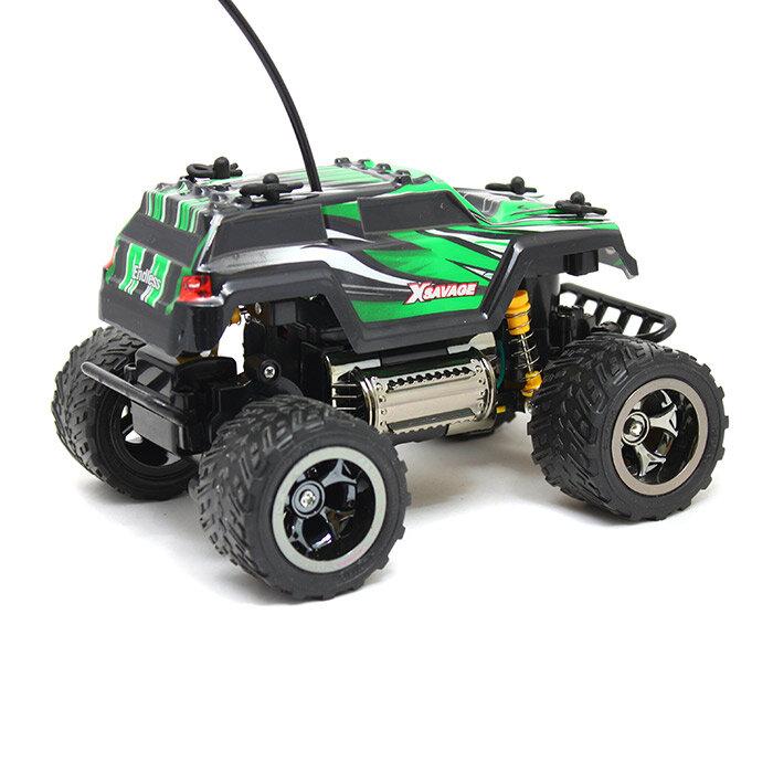 Радиоуправляемый джип Xsavage Pro Speed