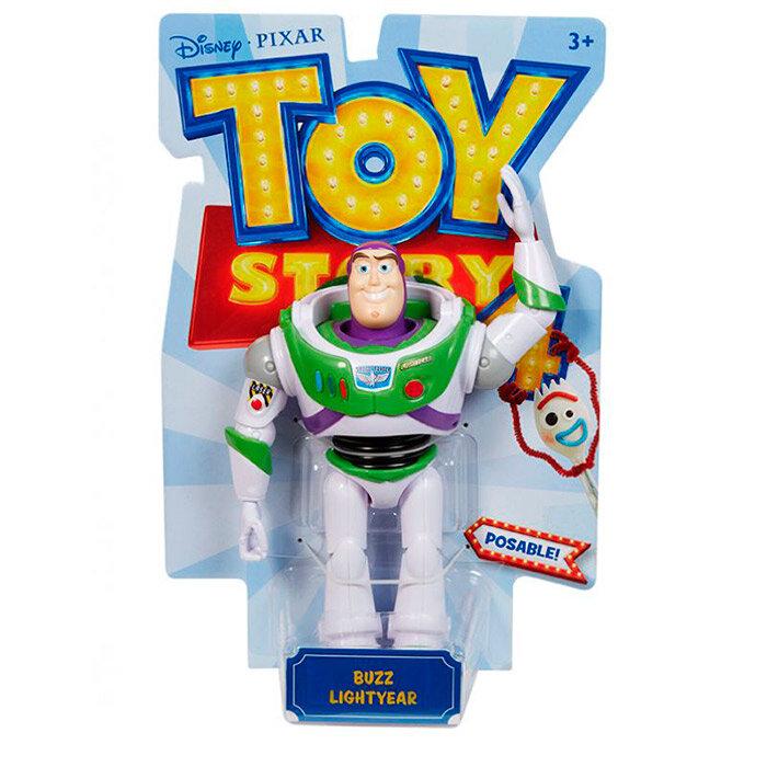 Фигурка Mattel История Игрушек 4: Базз Лайтер 18см.