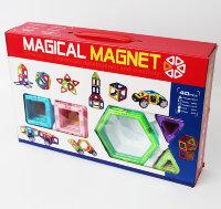 Магнитный конструктор  MAGICAL MAGNET 40 деталей.