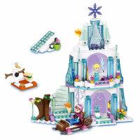 Конструктор Lele (PRCK) Happy Princess 79168 Ледяной замок Эльзы