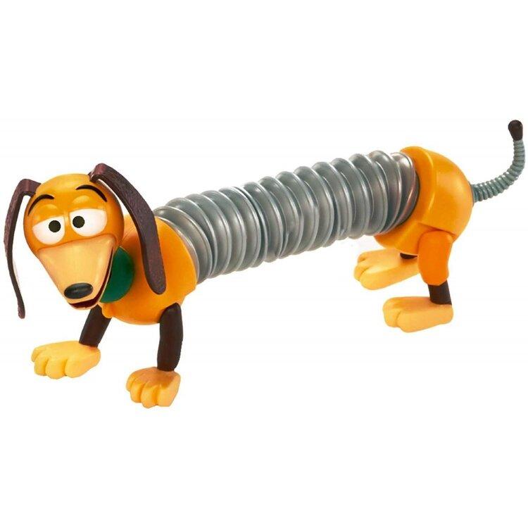 Фигурка Mattel История Игрушек 4: Собачка Спиралька 20 см.