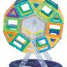 Магнитный конструктор Mini Magical Magnet 58 деталей XINBIDA MO58