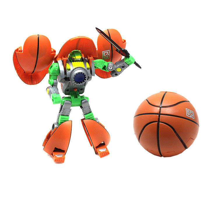 Игрушка трансформер робот-мяч