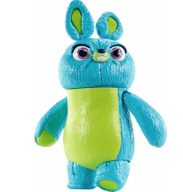 Фигурка Mattel История Игрушек 4: заяц Банни 22см.